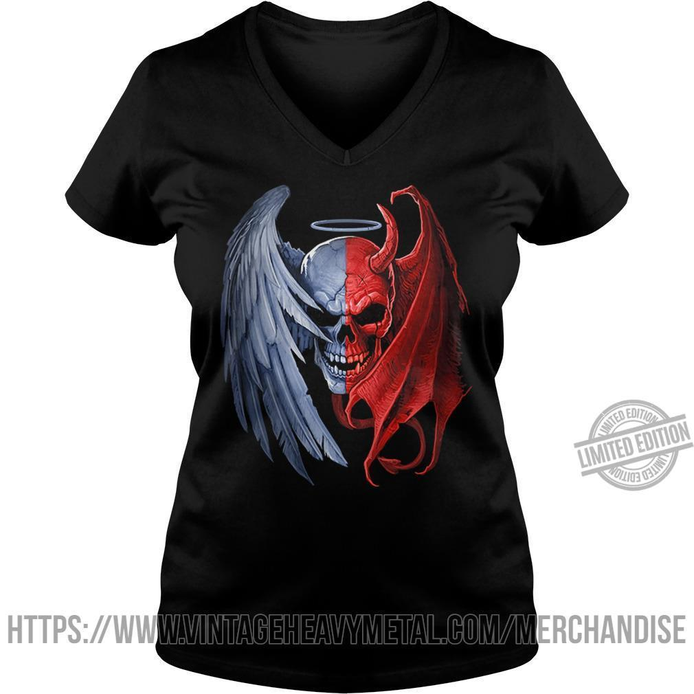 Black And Angel Shirt