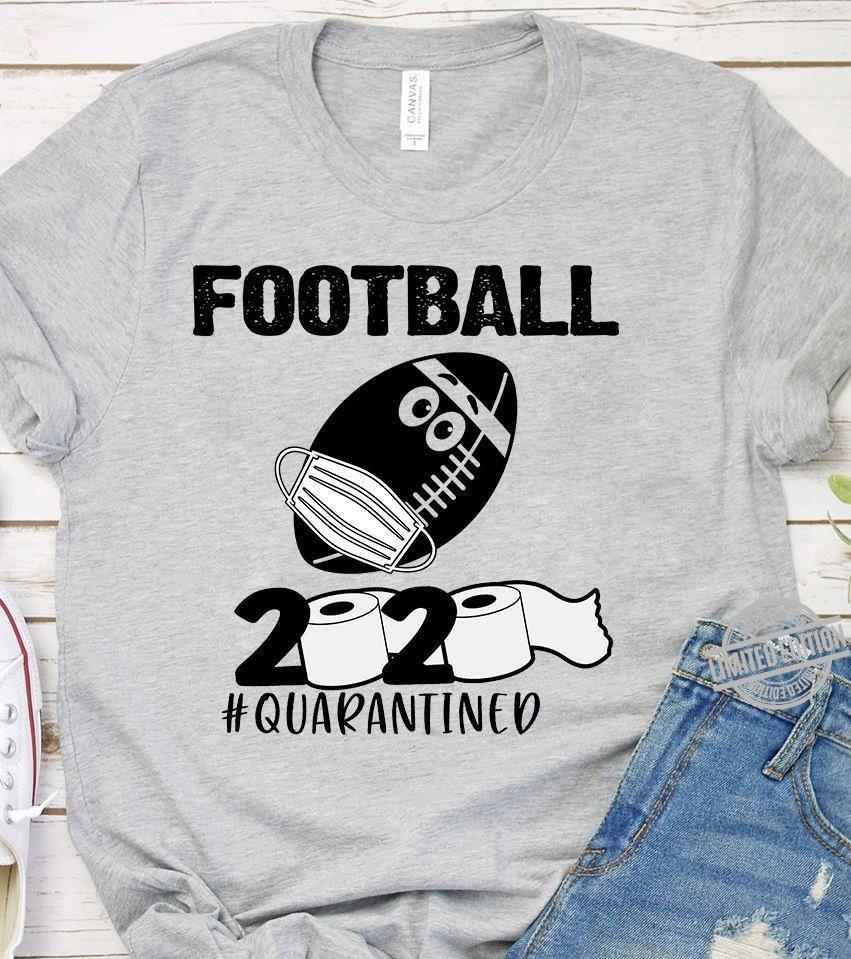 Football 200 Quarantined Shirt