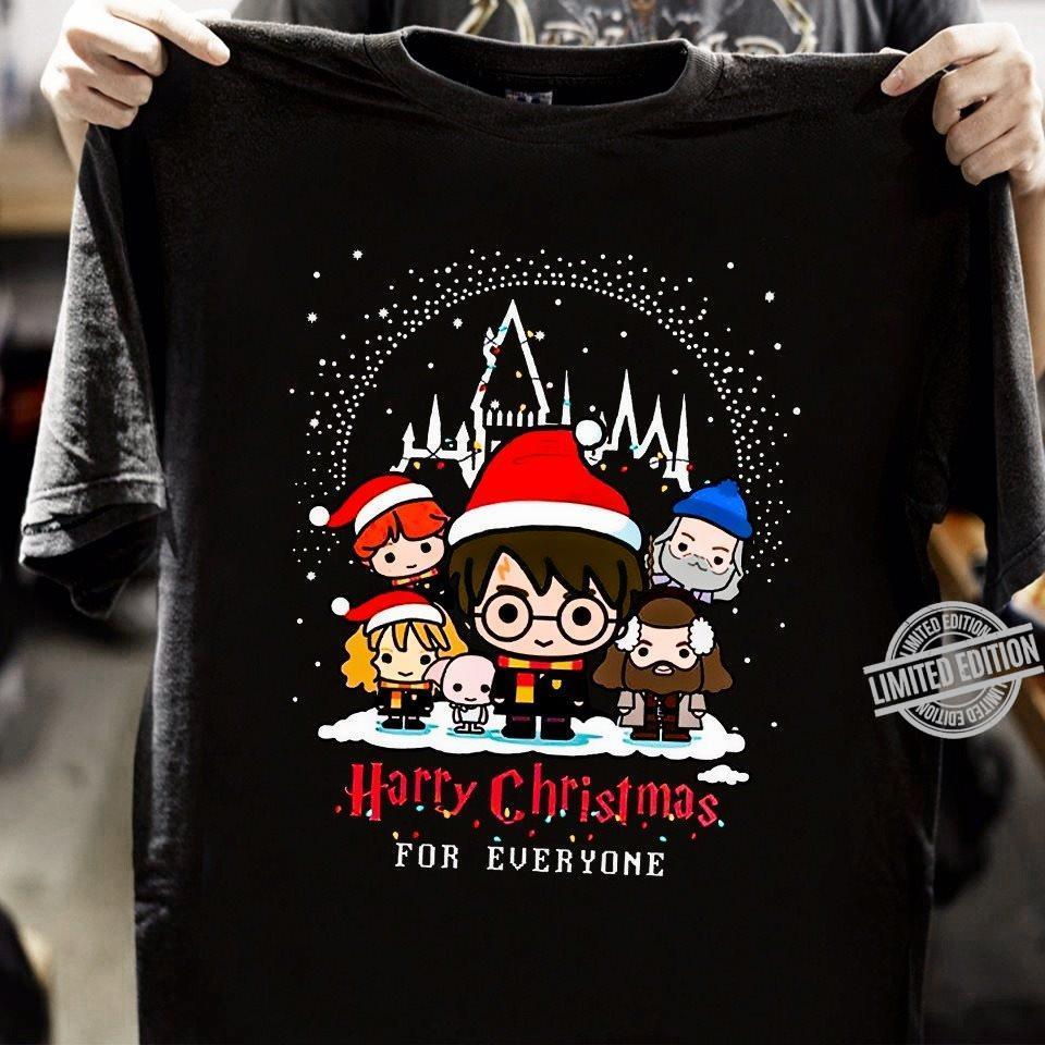 Harry Potter Harry Christmas For Everyone Shirt