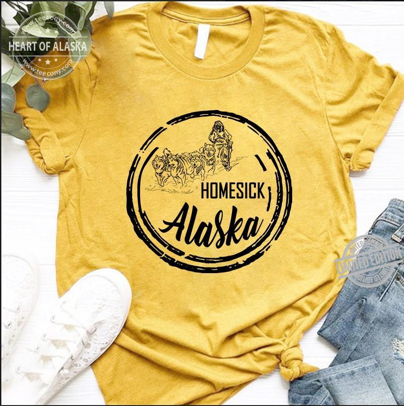 Homesick Alaska Shirt