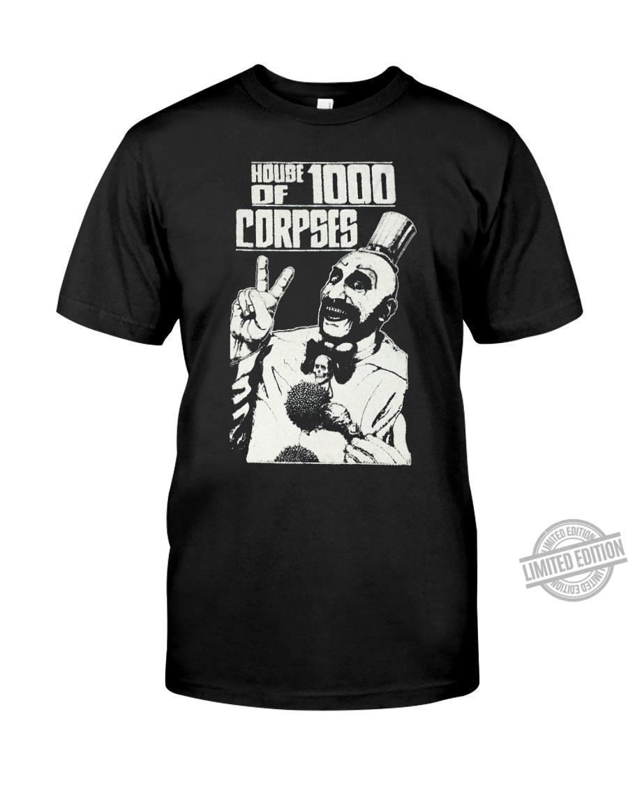 House Of Corpses 1000 Shirt