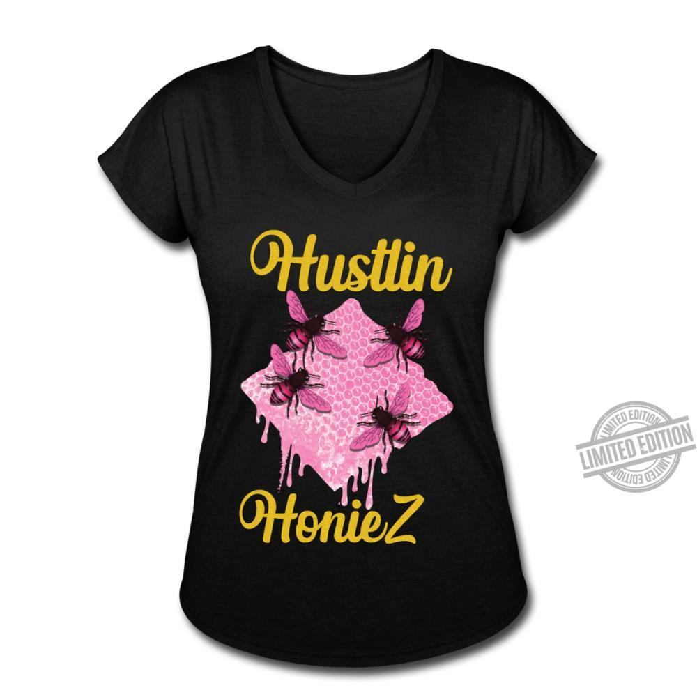 Hustlin Honie Z Shirt