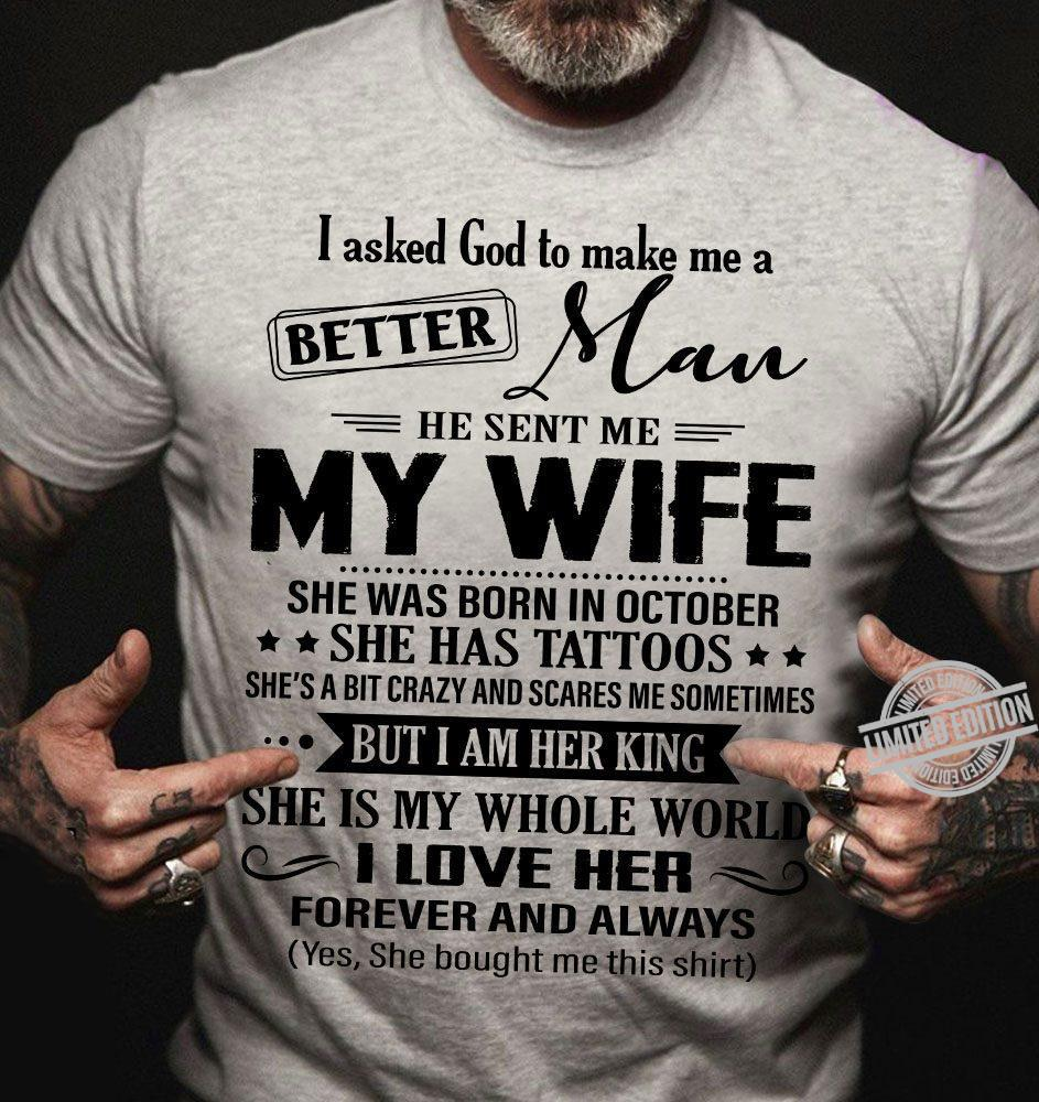Wife he is my 'He is